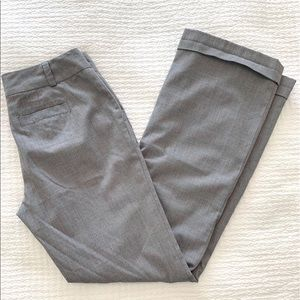 BANANA REPUBLIC FACTORY Martin Fit Mid Rise Pants
